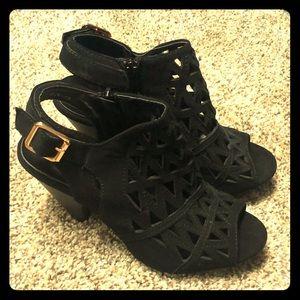TOP Moda dress shoes Size 8